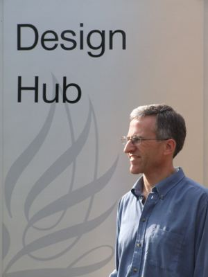 Tim Blower, UK & European Patent Attorney, at the Design Hub, Coventry UniversityThe Design Hub, Coventry University (IP Lawyer)