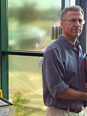 Portrait: Tim Blower, Patent Attorney, Trade Mark Attorney, Inventor, Engineer